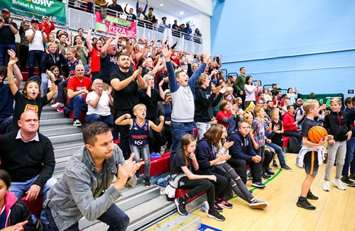 Bristol Flyers v Surrey Scorchers - SOLD OUT