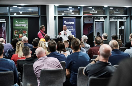 Gallery: Plumbase UK event at Ashton Gate