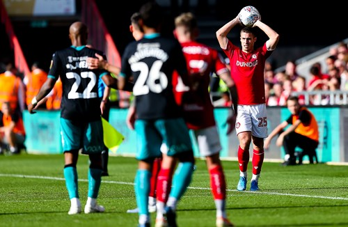 Photo report: Bristol City v Swansea City