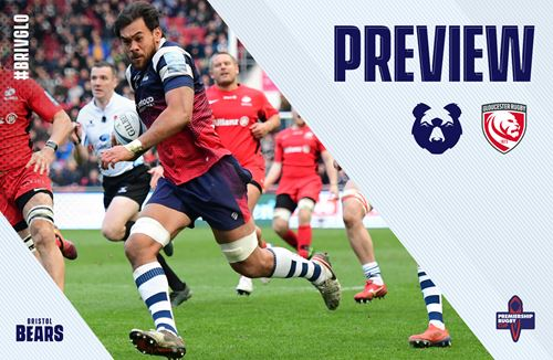 Preview: Gloucester Rugby (h) - Premiership Cup