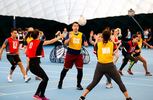 Video: Nascence Project Corporate Netball Festival