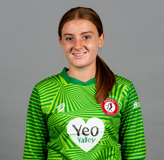 1. Sophie Baggaley (GK) profile image