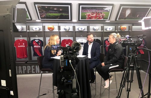 Bristol Sport TV is back for the 2019/20 season!