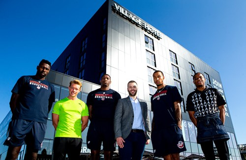 Flyers extend partnership with Village Hotel Bristol