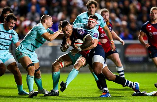 Report: Bristol Bears 20-17 Gloucester Rugby