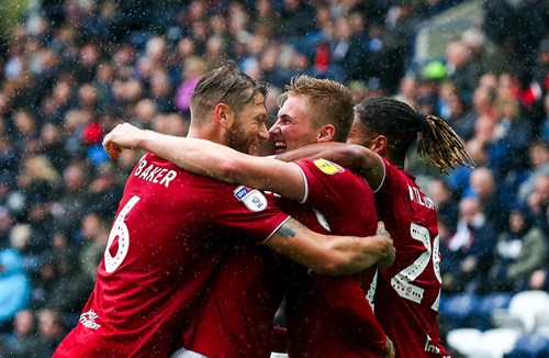 Report: Preston North End 3-3 Bristol City