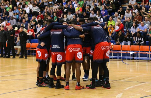 Highlights: London City Royals 84-57 Bristol Flyers