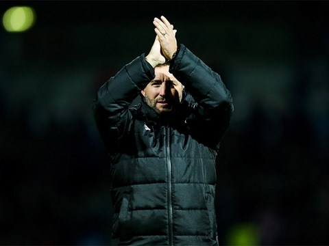 Johnson's salutes his players