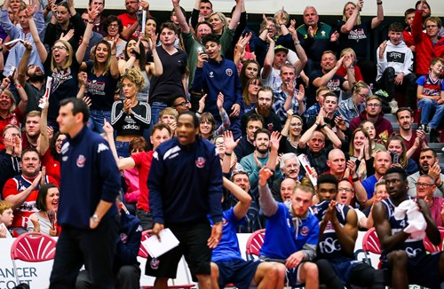 Bristol Flyers v Worcester Wolves - SOLD OUT