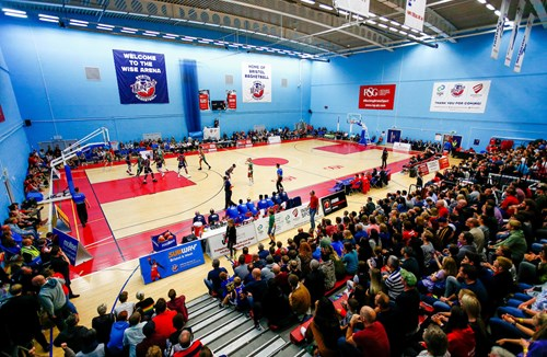 Flyers to host Leicester Riders in the BBL Trophy