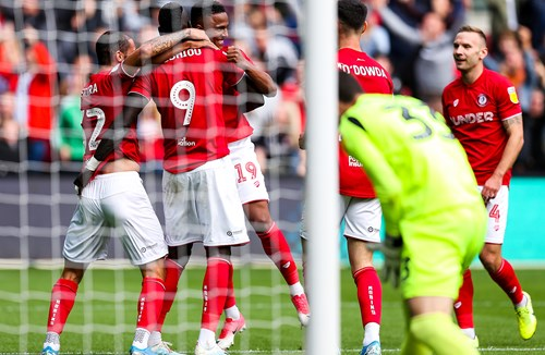Highlights: Bristol City 1-0 Reading