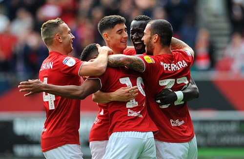 Report: Bristol City 1-0 Reading