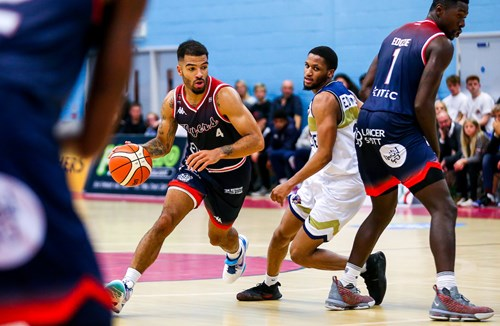 Highlights: Bristol Flyers 94-96 Worcester Wolves (OT)