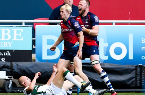 Video: Protheroe reflects on two-try display