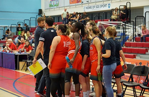 Report: Bristol Flyers Women 63-51 Leicester Riders II