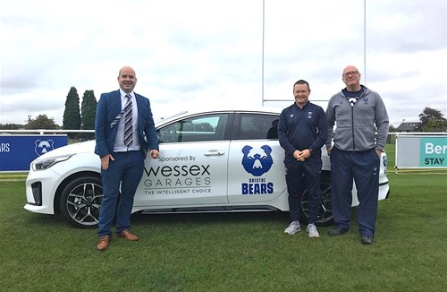 Wessex Garages continue sponsorship of Academy