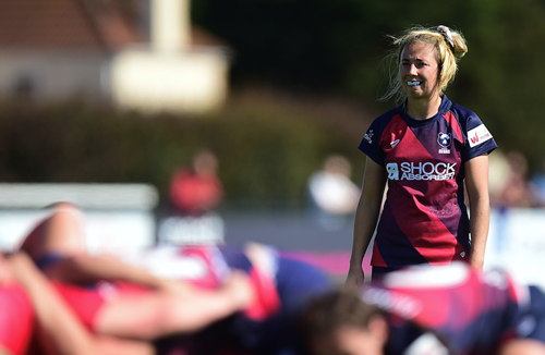 Bears Women trio named in Wales squad to face Scotland