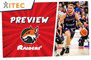 ITEC Game Preview: Plymouth Raiders (H) - BBL Cup