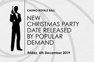 Still looking for a venue for your Christmas party?
