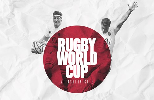 Ashton Gate to show final of Rugby World Cup