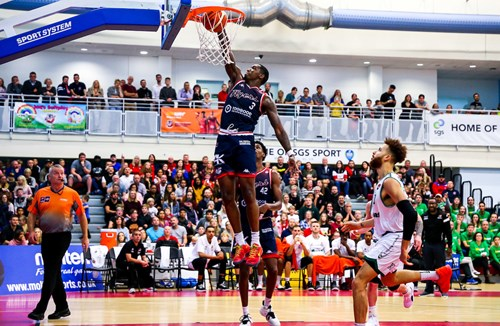 Report: Bristol Flyers 92-72 Plymouth Raiders
