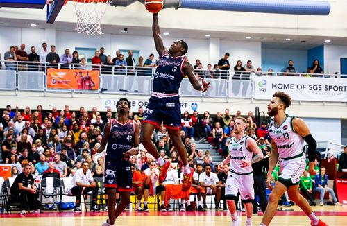 Bristol Flyers 'Top 5' plays of the month - October 2019