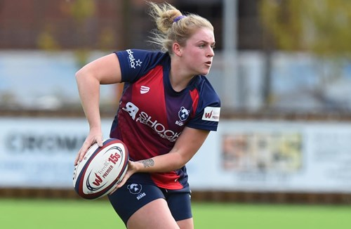Bears Women quartet named in England U20s squad