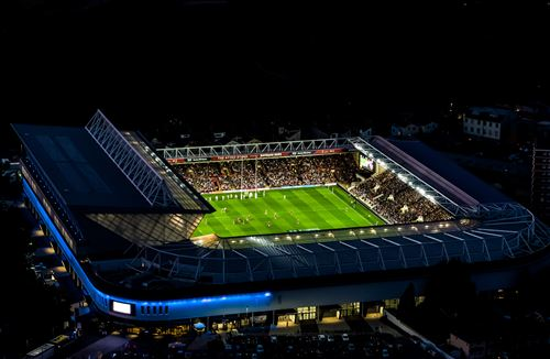 Derby sell-out is new stadium record!