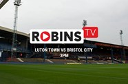 Luton test available on Robins TV