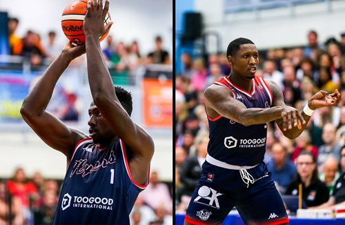 Edozie and Thomas named in BBL All-Star five