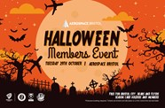 Spook-tacular Halloween members event at Aerospace Bristol