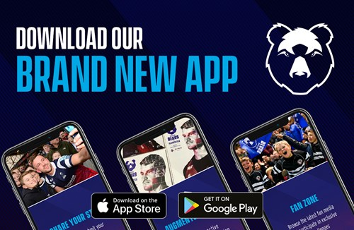 Download the new official Bristol Bears app