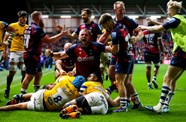 Video: Bristol Bears 43-16 Bath Rugby