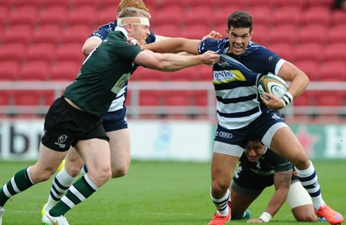 VIDEO: Mosses Relishing Bristol Return