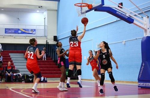 Women's Report: Bristol Flyers 60-58 Reading Rockets