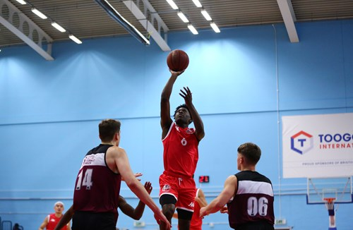 Report: Bristol Flyers II 72-63 Sheffield Hallam Sharks