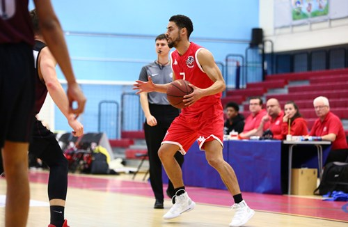 Report: Manchester Magic 64-57 Bristol Flyers II