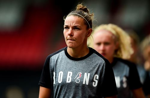 Dykes and Evans named in Wales squad
