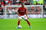 Pedro Pereira has settled in well to his new surroundings and enjoys the physicality of the Sky Bet Championship.