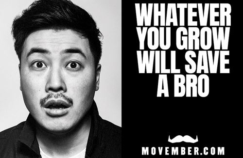 Bears to support Movember campaign