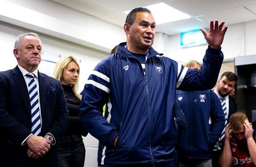 Lam urges Bears to raise their game on the road