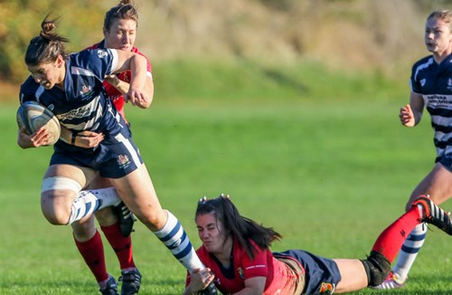 REPORT: Bristol Ladies 5-56 Lichfield Ladies
