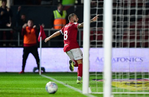 Report: Bristol City 2-1 Charlton Athletic