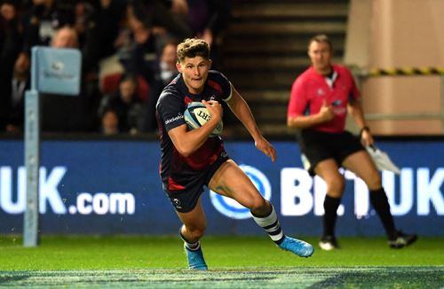 Piers O'Conor wins Premiership try of the week