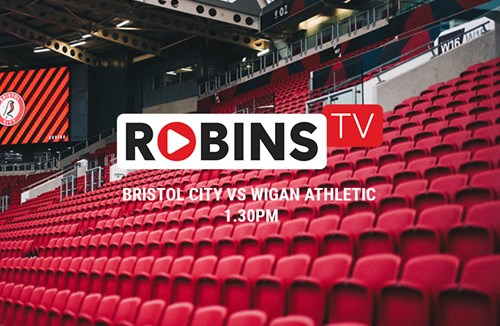 Domestic livestream available for Wigan match