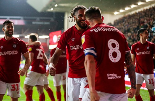 Photo report: Bristol City v Charlton Athletic