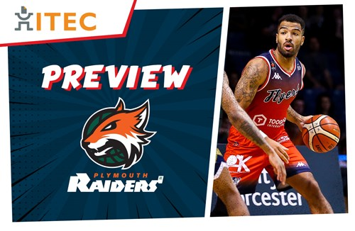 ITEC Game Preview: Plymouth Raiders (A) - BBL Cup