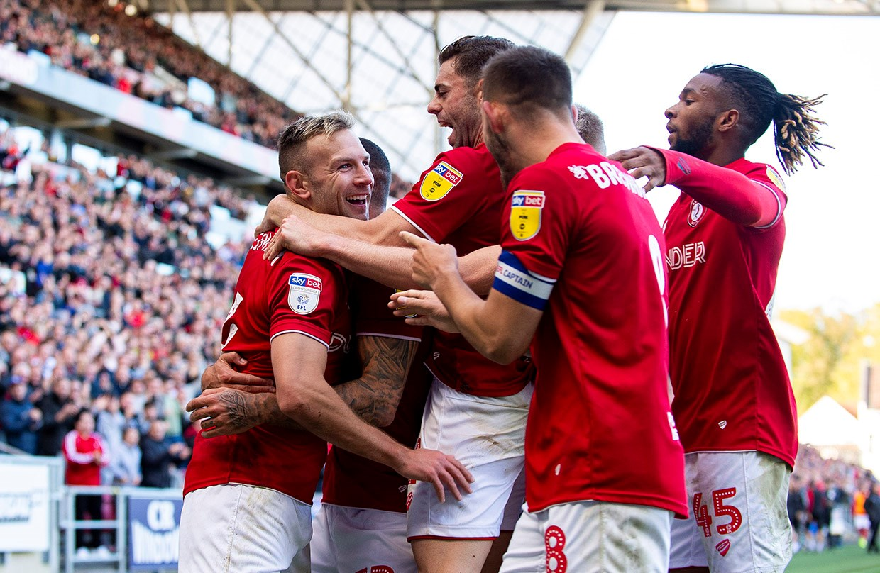 Highlights: Bristol City 2-2 Wigan Athletic thumbnail