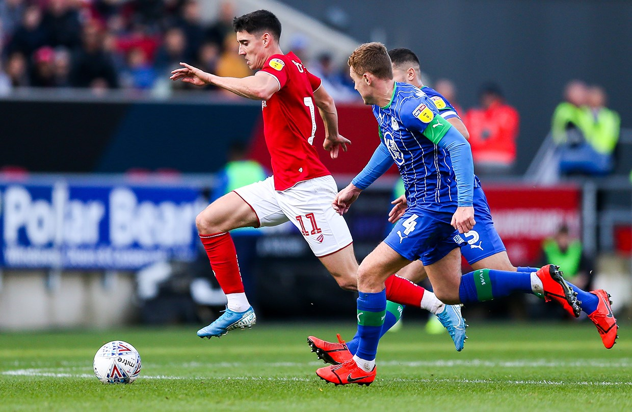 O'Dowda takes positives from Latics draw thumbnail