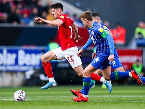 O'Dowda takes positives from Latics draw
